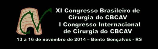 Congresso CBCAV 2014