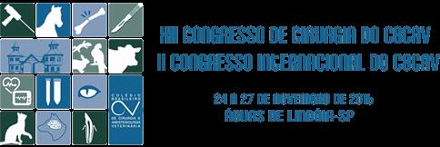 Congresso CBCAV 2016